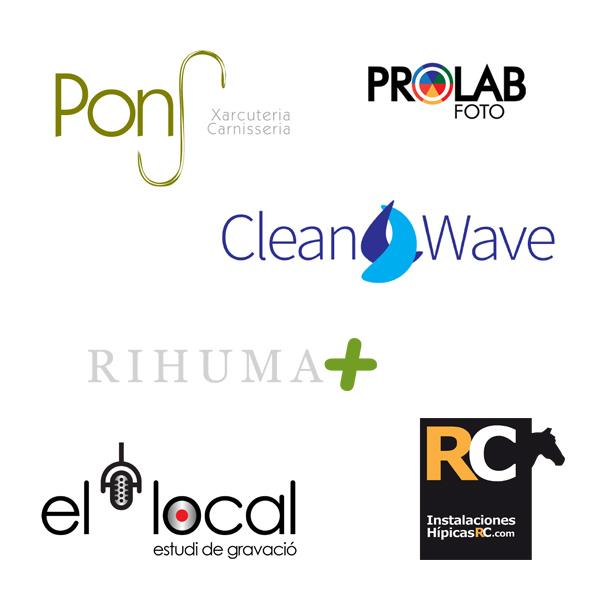 Disseny de logos a Girona. anbimedia.com